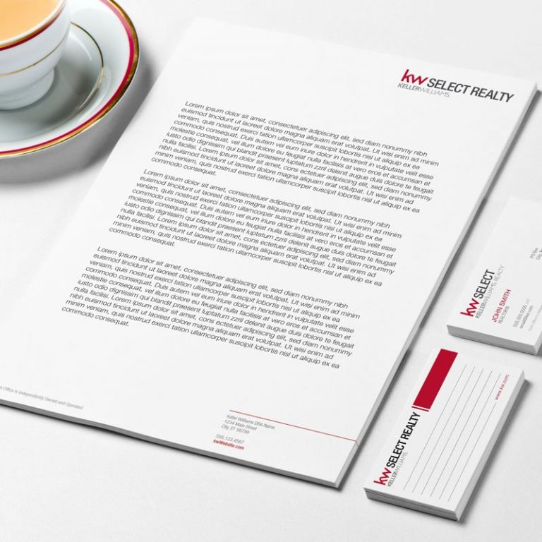 Real Estate Printing Halifax Letterheads