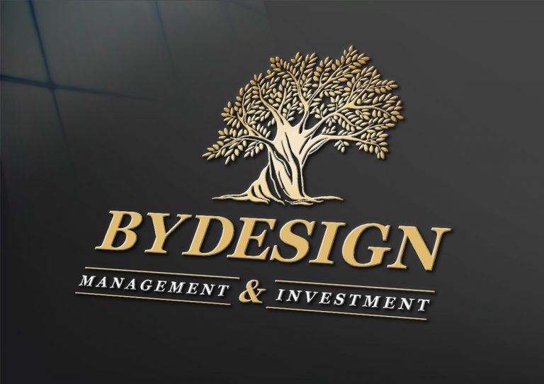 Management & Investment Logo Design
