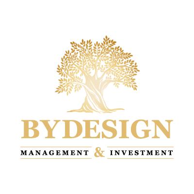 ByDesign Management Investment Logo Designer Halifax