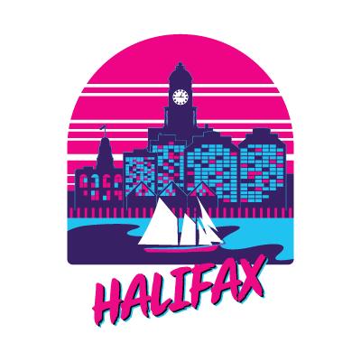 Halifax Skyline Logo Designer Halifax