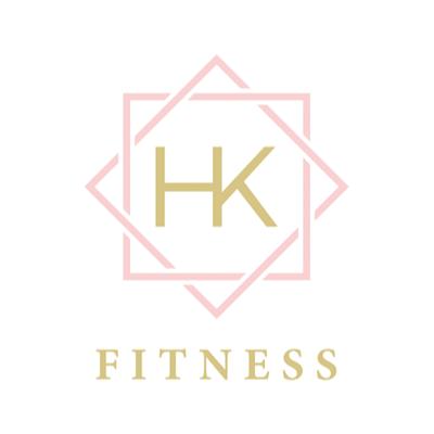 Hk Fitness Logo Designer Halifax