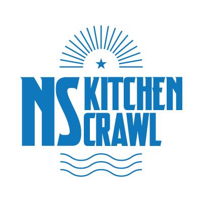NS Kitchen Crawl Logo Design Halifax