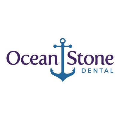 Ocean Stone Dental Logo Design Halifax