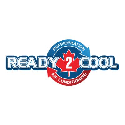 Ready 2 Cool Refrigeration Logo Design Halifax